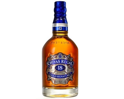StreetDeal Food & Drink Deal: Chivas Regal 18 years Whisky 700ml