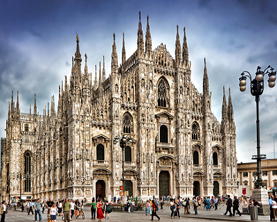 Return Flights | Milan, Italy W/ SQ