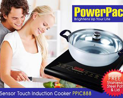 Discounts/Deals/Saving/Sales/ - PowerPac Induction Cooker