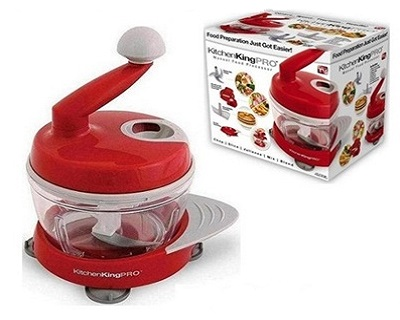 Discounts/Deals/Saving/Sales/ - Kitchen King Pro Manual Food Processor