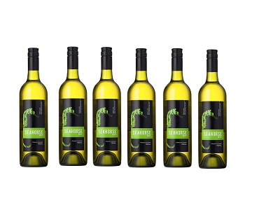 StreetDeal Food & Drink Deal: Seahorse Bay Semillon Sauvignon White Wine 750ml (6 bottles)