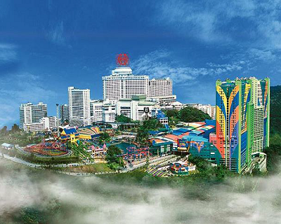 Two Way Coach Transfer to Genting Highland