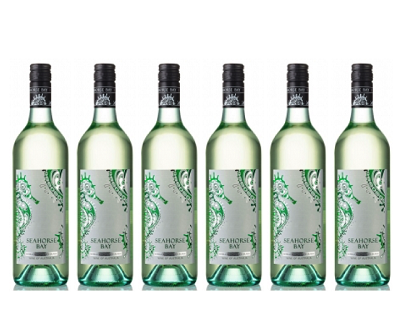StreetDeal Food & Drink Deal: Seahorse Bay Moscato White Wine 750ml (6 bottles)