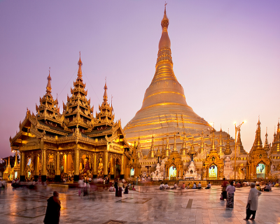 Deal :  $ 470 4D3N  YANGON  FREE & EASY stay at Choice of Hotel  - Incl...