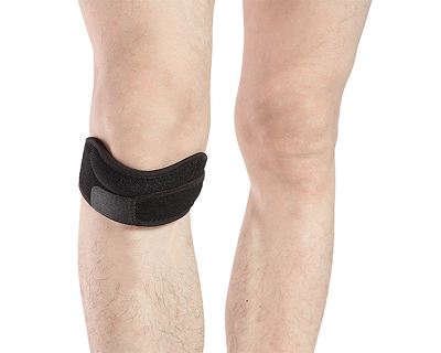 StreetDeal Health & Beauty Deal: Adjustable Patellar Knee Support