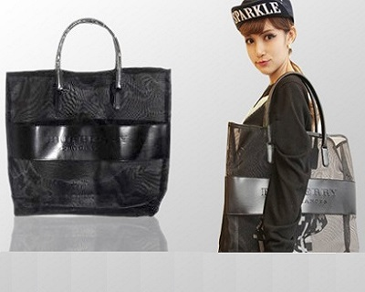 Discounts/Deals/Saving/Sales/ -  Burberry Mesh Tote Bag