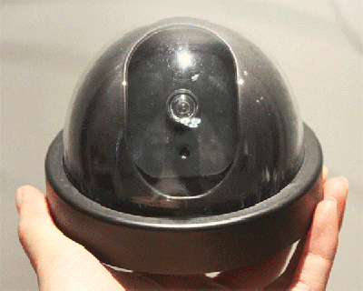Discounts/Deals/Saving/Sales/ - Self Collection: Dummy CCTV Dome Camera