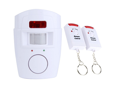 StreetDeal Other Deal: Wireless IR Motion Sensor Alarm