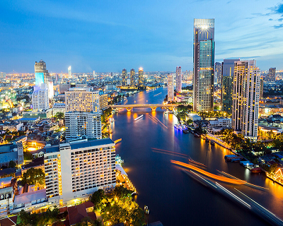 Bangkok Special! $135 per person with return air ticket on Scoot Airlines  ...