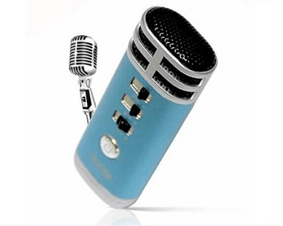 StreetDeal Technology & Gadgets Deal: Portable Karaoke Microphone