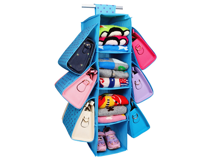 StreetDeal Other Deal: Wardrobe Hanging Holder Rack