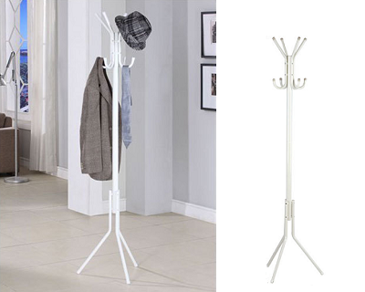 Discounts/Deals/Saving/Sales/ - Metal Coat Rack