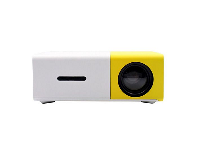 StreetDeal Technology & Gadgets Deal: 100' HD LED Portable Projector