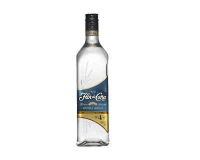 StreetDeal Food & Drink Deal: Flor De Cana 4 Years White Rum 700ml