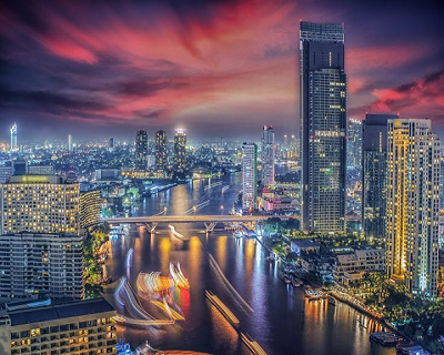 Thailand | 4D3N W/ Flight Bangkok Centre Point Pratunam Hotel 4*