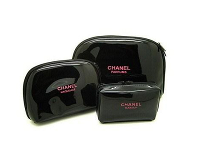Discounts/Deals/Saving/Sales/ - Chanel Cosmetic Pouch(Set of 3)