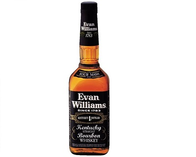 StreetDeal Food & Drink Deal: Evan Williams Black Bourbon Whiskey 700ml