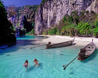 Krabi Special! $168 per person for 4D3N Free & Easy stay in Ananta Buri...
