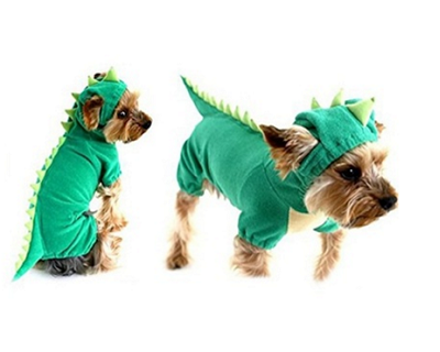 StreetDeal Other Deal: Dinosaur Jumpsuit for Dogs