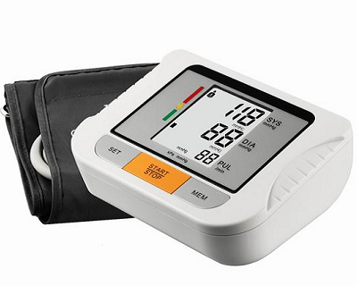 StreetDeal Health & Beauty Deal: Digital Blood Pressure Monitor