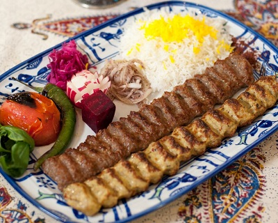$49.90 for 'Eat All You Can' Ala Carte Persian Buffet (worth $74.80) by Nas...