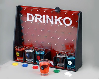 Discounts/Deals/Saving/Sales/ - Drinko Shot Game