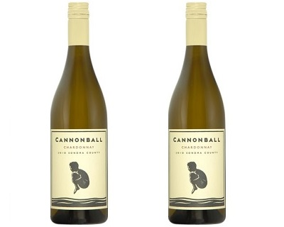 StreetDeal Food & Drink Deal: Cannonball Sonoma County Chardonnay Wine 750ml (2 bottles)
