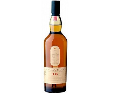 StreetDeal Food & Drink Deal: Lagavulin 16 years Whisky 700ml
