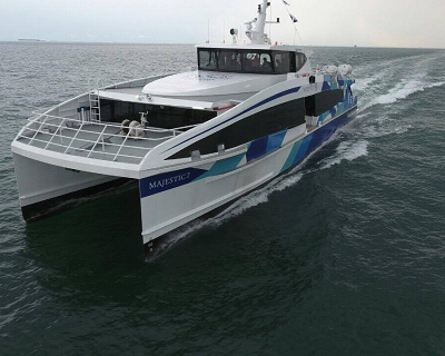 StreetDeal Travel & Vacation Deal: Return Ferry | Batam W/ Majestic Fast Ferry