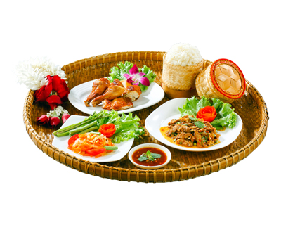All You Can Eat Awarded Thai Buffet Dinner