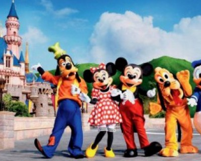StreetDeal Fun & Entertainment Deal: Hong Kong Disneyland 2-Day Pass