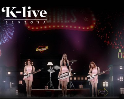 StreetDeal Fun & Entertainment Deal: K-live Sentosa E-voucher