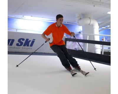 StreetDeal Activities & Classes Deal: Learn to Ski at Urban Ski, the First Indoor Ski Slope