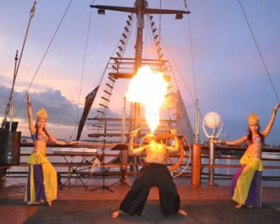 StreetDeal Fun & Entertainment Deal: Pirates Dinner Cruise - Bali