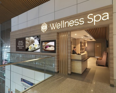 StreetDeal Fun & Entertainment Deal: Access to Shower Amenities at the Airport Lounge