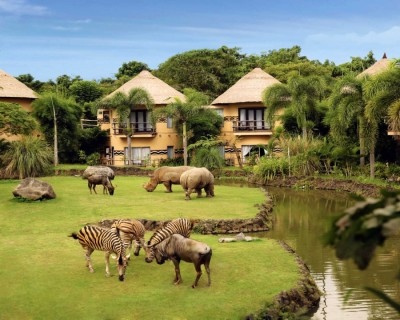 StreetDeal Fun & Entertainment Deal: Bali Safari and Marine Park