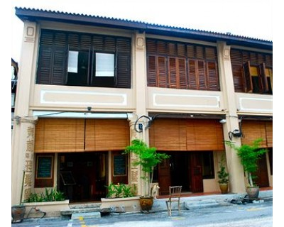 StreetDeal Travel & Vacation Deal: Penang | Cintra Heritage House, Penang