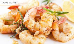 HOT! 66% off Tapas Buffet at Clarke Quay ! FREE FLOW Signature Tapas+ Pizza+ Pasta+ More !