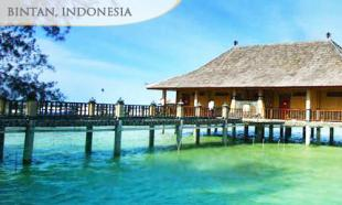 61% off 2D1N BINTAN Agro/Cabana Beach Resort + Return Ferry Tickets + 60mins Body Massage