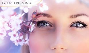 TOA PAYOH : 78% off 4D Magic Japanese Kawaii 3-in-1 Eyelash Perm + Eyebrow Trimming + Eye Massage