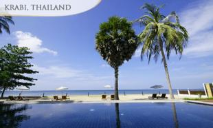 UP TO 53% off 3D2N/4D3N/5D4N KRABI stay at The Beach Boutique Resort