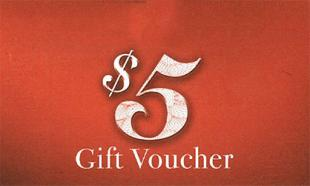 50% off Swensen's Cash Voucher