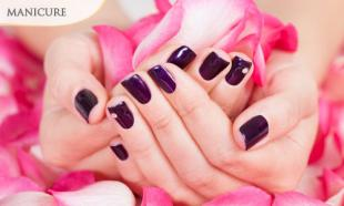SERANGOON GARDENS: 72% Off Gelish Manicure with Return Soak Off with Dia Bella!