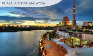 47% off 3D2N KUALA LUMPUR 5* Sunway Putra Hotel + Return Coach Transfers