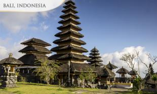62% off 3D2N BALI J Boutique via Qatar Airways