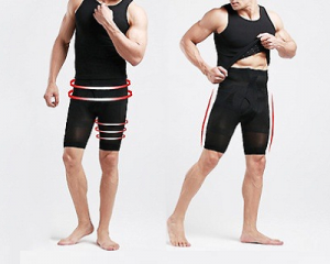 Men Slimming & Shaping Pants