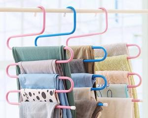 Multi-layered Pants Hanger