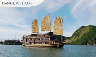 UP TO 54% off 4D3N/5D4N/6D5N HANOI & HALONG BAY Tour 