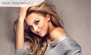 MARINE PARADE : 80% off Scalp Detox Treatment with Ionto & Hair Tonic + Hair Analysis + Professional Haircut + W & B