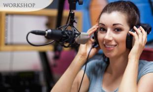 64% off 2-Day Professional Radio DJ Workshop with Personal Podcast/Demo & On-Air Opportunity on Live Radio SG!